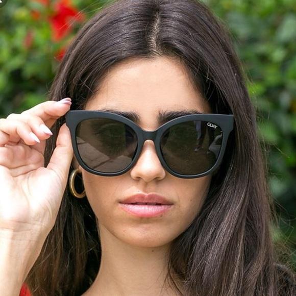 f5c2601c8b Quay it s my way black on black sunglasses. M 5b60f48e42aa76caf79cab26